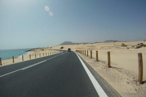 Fuerteventura – wietrzna wyspa
