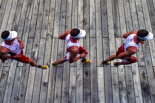 Triathlon po kosztach