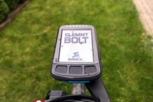 Licznik kolarski Wahoo ELEMNT BOLT