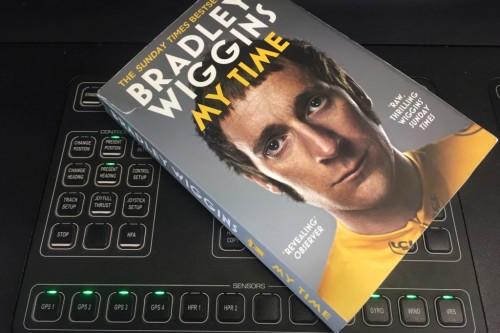 """""""Mój czas"""" autorstwa Bradleya Wigginsa"""