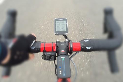 Licznik kolarski Garmin Edge 520