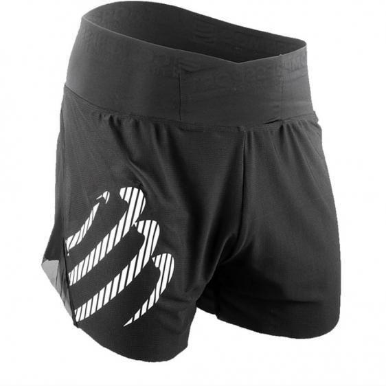 compressport over shorts