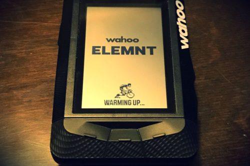 Licznik kolarski Wahoo ELEMNT