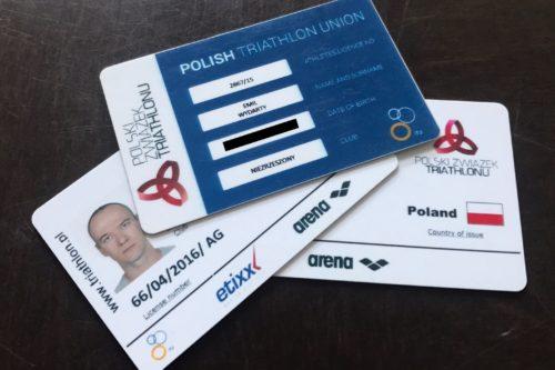 Licencje triathlonowe